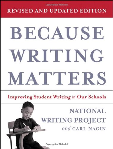 Because Writing Matters: Improving Student Writing in Our...