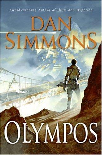 Olympos, by Dan. Simmons