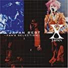 X JAPAN BEST ~Fan's Selection~