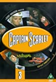 Captain Scarlet And The Mysterons: 3 [DVD] [1967]