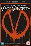 V for Vendetta, Deluxe Edition [DVD]