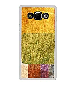 Printvisa Multicolour Abstract Pattern 2D Hard Polycarbonate Designer Back Case Cover For Samsung Galaxy A8 (2015 Old Model) :: Samsung Galaxy A8 Duos :: Samsung Galaxy A8 A800F A800Y