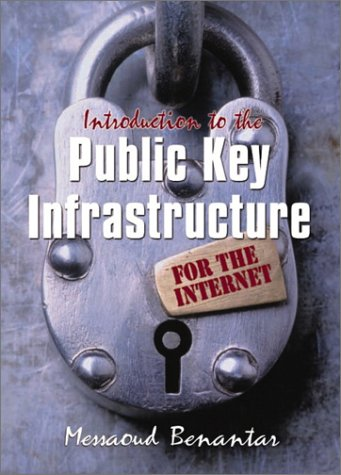 introduction to public key infrastructure essay Encryption is the principle of such security step as digital signatures, digital certificates, and the public key infrastructure computer-based encryption method use keys to encrypt and decrypt information a key is in binary number the key is one part of the encryption process it must be used in connection.