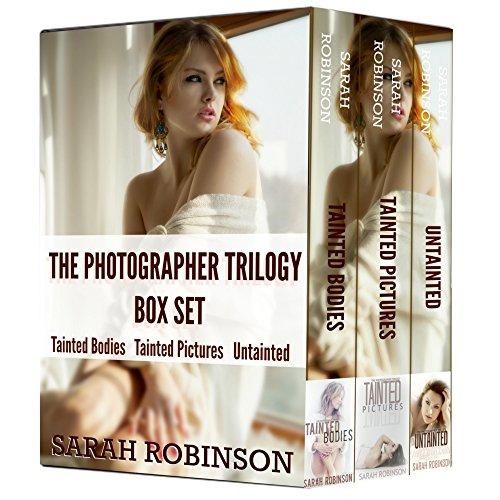 Sarah Robinson - The Photographer Trilogy Box Set: (Crime Romance) (English Edition)