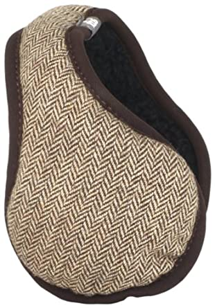 180s Admiral Ear Warmer, Java, One Size