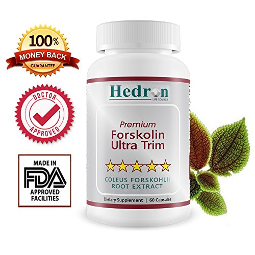 Forskolin - Dr. Oz Warning!! Ensure Your Safety. Get #1 Doctor Approved Fast And Safe Thermogenic Effect- Free (Value $54): Re-Train Your Brain For Weight Loss Success Mp3 And Report *Premium Coleus Forskohlii Extract* Standardized 20% To Clinical Strengt