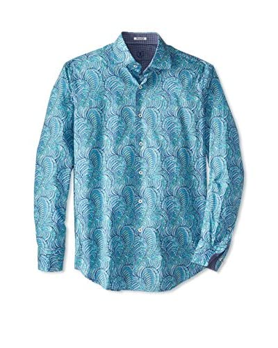 BUGATCHI Men's Robust Shirt
