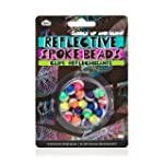 NPW Gifts Reflective Safety Bike Beads