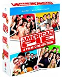 American Pie: 4 Film Collection [Blu-ray] [Region Free]