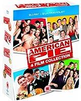 American Pie: 4 Film Collection [Blu-ray] [Region Free]
