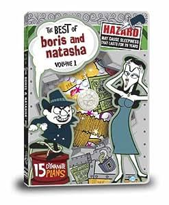 BEST OF BORIS & NATASHA