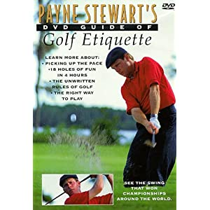Golf Etiquette movie