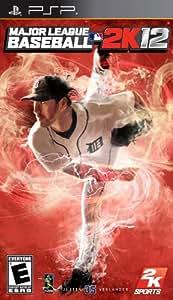 Major League Baseball 2K12 PSP US