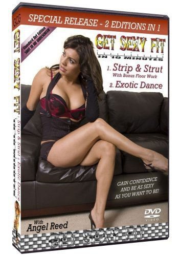 Get Sexy Fit in 10 Minutes (DVD)