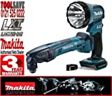 MAKITA BML185 18V Cordless Torch Plus BTM50Z LXT 18v Universal Multi-Tool