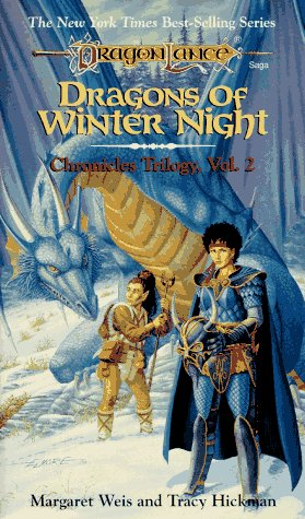 Dragons of Winter Night (DragonLance Chronicles, Vol. 2), TRACY HICKMAN