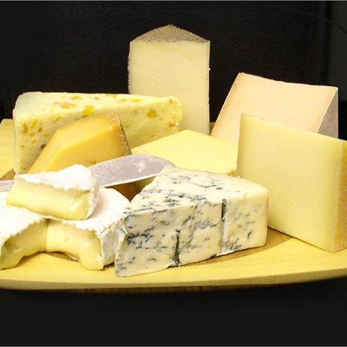 igourmet's Favorites - 8 Cheese Sampler (4 pound) by igourmet.com