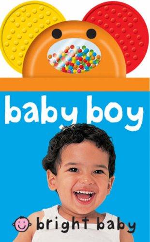 Baby Shaker Teethers - Boy