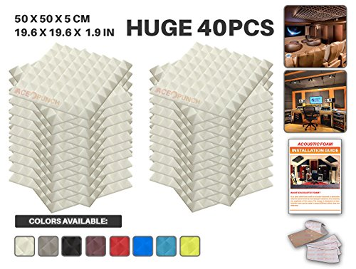 ace-punch-40-pack-pyramid-acoustic-foam-panel-diy-design-studio-soundproofing-wall-tiles-sound-insul