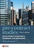 img - for Pre-contract Studies: Development Economics, Tendering and Estimating book / textbook / text book