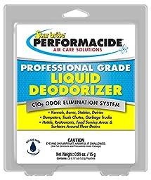 Performacide 142003 Liquid Deodorizer, Gallon Pro Pack