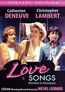 Love Songs: Paroles et Musique (Special Edition)