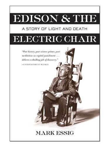 Applications Of The Death Penalty The Electric Chair