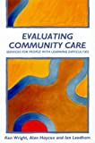 EVALUATNG COMMUNITY CARE PB (0335094961) by Wright