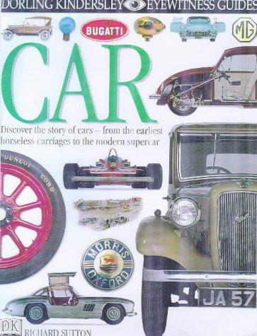 Car (Eyewitness Guides)