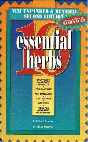 10 Essential Herbs