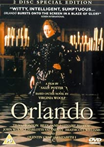 Orlando Dvd 1993 Amazon Co Uk Tilda Swinton Billy