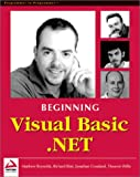 Beginning Visual Basic .NET (1861004966) by Matthew Reynolds