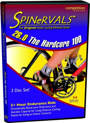 Spinervals 26.0: Hardcore 100 DVD