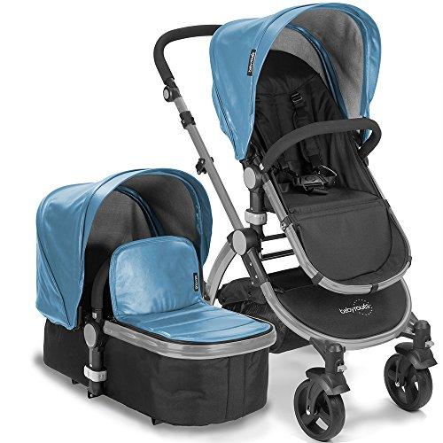 babyroues Letour Lux II Stroller, Blue