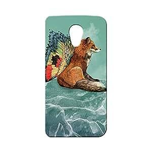 BLUEDIO Designer Printed Back case cover for Motorola Moto G2 (2nd Generation) - G6092