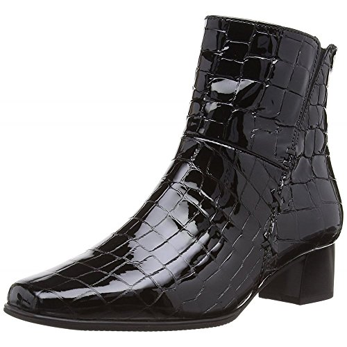 Gabor Shoes Comfort Basic, Stivaletti Donna, Nero (Schwarz (Mel.) 97), 35 EU