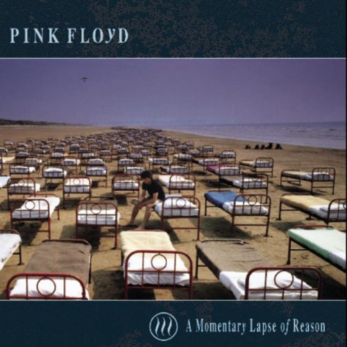 A Momentary Lapse of Reason artwork