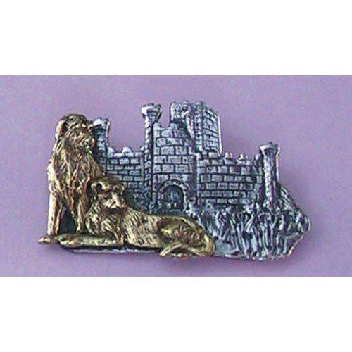Irish Wolfhound Breed Origin Pin