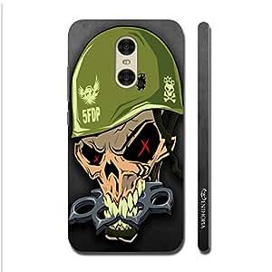 Enthopia Designer Hardshell Case Military Skull Back Cover for Xiaomi Redmi Pro