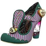 Irregular Choice Cookie Club T Straps Heels