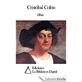 Obras de Crist�bal Col�n