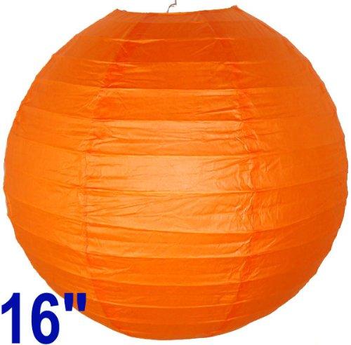Red Orange Chinese/Japanese Paper Lantern/Lamp 16