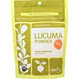 Navitas Naturals Organic Lucuma Powder, 8-Ounce Pouches (Pack of 2)