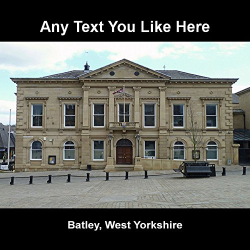 """Batley, West Yorkshire """", personalizzabile"""