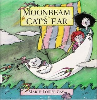 Moonbeam on a Cat's Ear