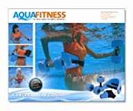 Aqua Fitness Exercise Set – 6 Piece W…