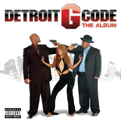 Various Artists - Detroit G Code - Zortam Music