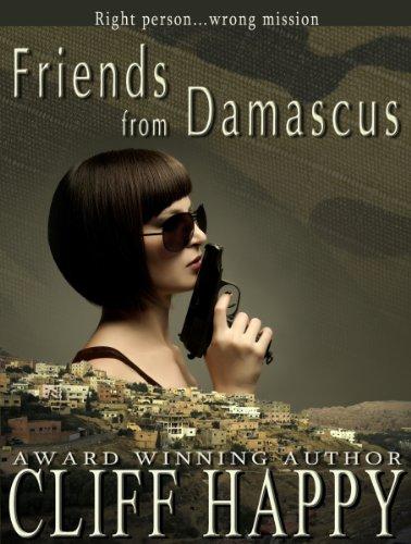 <strong>Freebies For All Readers to Enjoy! Seven Free Kindle Titles & We Got Something For Everyone: Cliff Happy's <em>Friends from Damascus</em>, Dale Travis-Amber's <em>Ultimate Outdoor Workout System</em>, Daniel Judson's <em>The Poisoned Rose</em>, Willow Rose's <em>Beyond</em>, Kenneth Markson's <em>Knowles,</em> LK Gardner-Griffie's <em>Tattered</em> and Marquita Herald's <em>Stepping Stones to Greater Resilience</em></strong>
