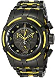 Invicta Men's 14423 Jason Taylor Analog Swiss-Quartz Black Watch