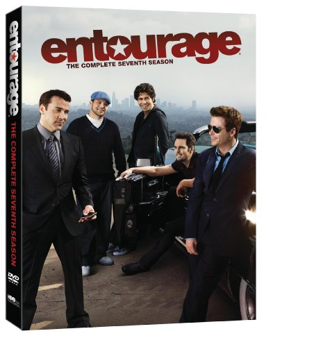 DVD : Entourage: The Complete Seventh Season (Digipack Packaging, Slipsleeve Packaging, Digital Theater System, Dolby, AC-3)